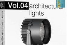Photo of Download vol 04 Architectural lights from Model + Model