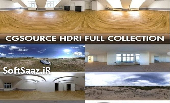 Download Full Collection of CG-Source HDRI - uparchvip