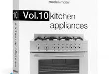 Photo of Download Vol.10 Kitchen appliances from Model + Model