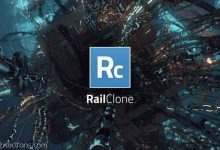 Photo of Download the RailClone Pro 3.0.7 3dsMax 2014-2017