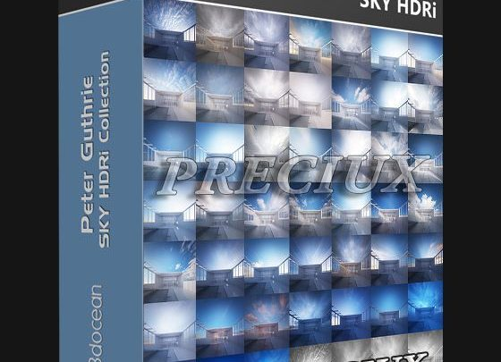 Download full Peter Guthrie SKY HDRi Collection - uparchvip