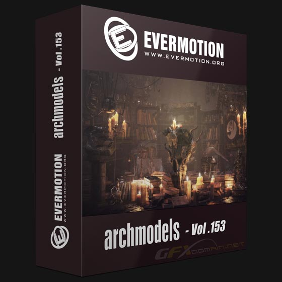 EVERMOTION ARCHMODELS ...