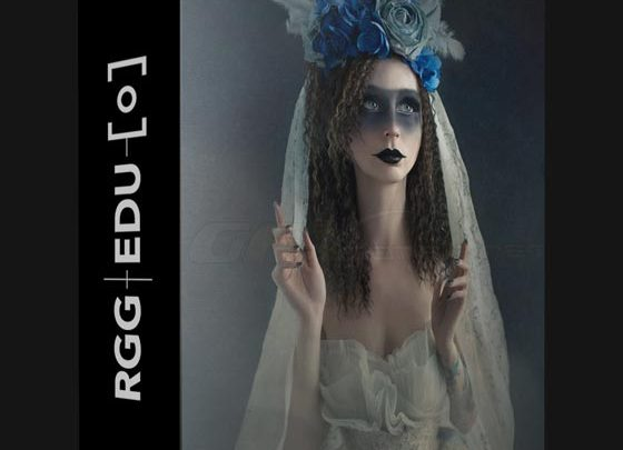 RGGEDU – SURREAL PORTRAIT AND BEAUTY PHOTOSHOP RETOUCHING WITH KELLY