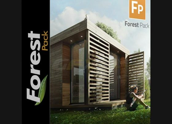 Download Forest Pack Pro v6 2 1 plugin 2013-2019 Win X64