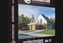 Photo of EVERMOTION – ARCHEXTERIORS VOL 31
