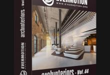 Photo of EVERMOTION ARCHINTERIORS VOL. 44