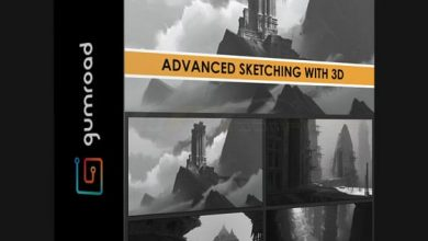 Photo of GUMROAD – ADVANCED SKETCHING WITH 3D BY EYTAN ZANA