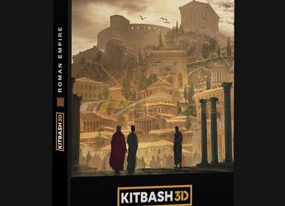 Kitbash3d Roman Empire Uparchvip