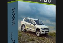 Photo of Download the MadCar v3.064 plugin for 3ds Max 2014 to 2020