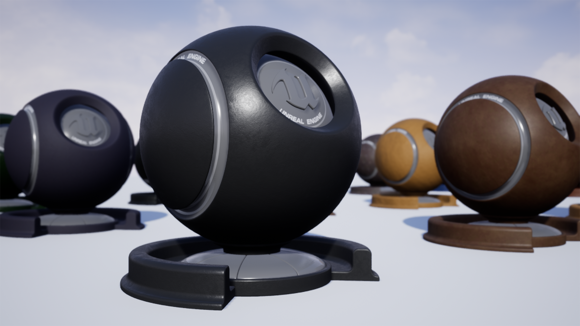 unreal engine 4 archvis materials bundle