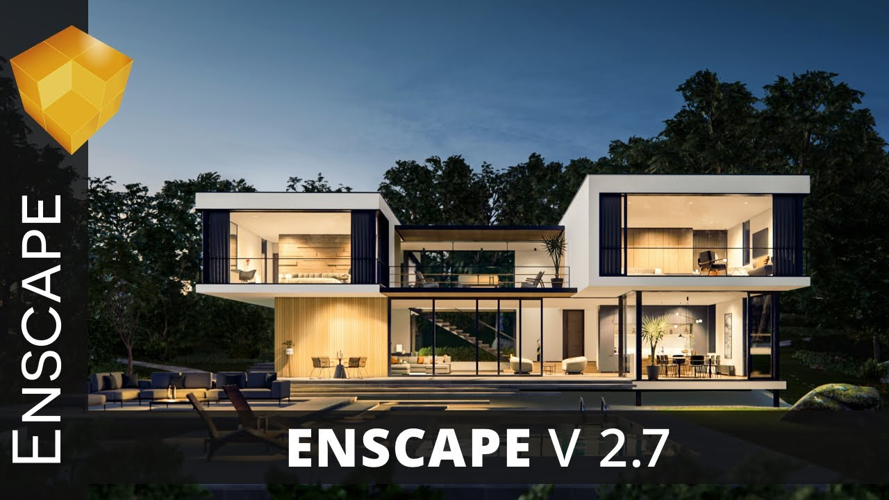 Enscape 2.7 Full License