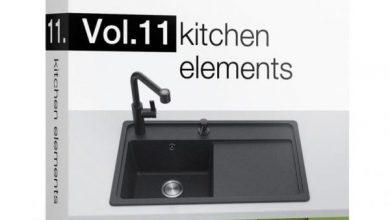 Photo of Model + Model – Vol.11 Kitchen elements