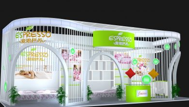 Photo of EXHIBITION 3D MODEL 2020