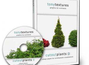Photo of Cutout Plants V02