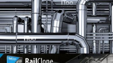 Photo of Itoo RailClone Pro v3.3.1 for 3ds Max 2018-2020 Win x64