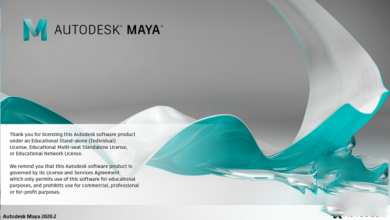 Photo of Autodesk Maya 2020.2 Win x64
