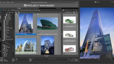 Photo of 3d-kstudio Project Manager v.3.10.32 for 3ds Max 2014 – 2021 Win