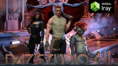 Photo of DAZ Studio Professional v4.12.1.118 Win