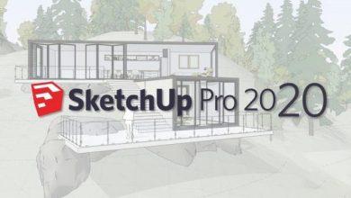 Photo of SketchUp Pro 2020.2 v20.2.171 Multilingual Mac x64