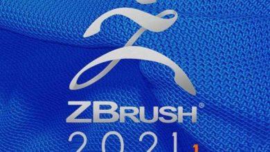 Photo of Pixologic ZBrush v2021.1.1 Multilingual Win/Mac x64