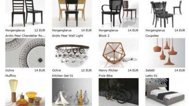 Photo of Design Connected – 1000 3D-Models Bundle