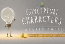 Photo of Schoolism – Conceptual Characters With Wouter Tulp