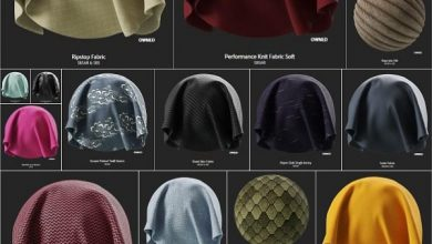 Photo of Substance Source – Project #17 – 30 Fabrics