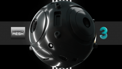 Photo of Hard-Mesh for 3ds Max