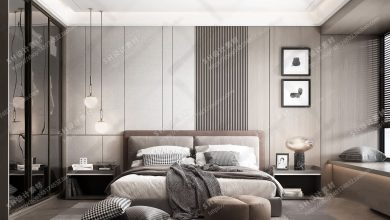 Photo of The Collection Of BEDROOM SCENES VRAY VOL 2 (2020)